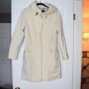 T. Babaton Hooded Winter Coat